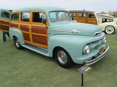Ford F1 'Sea Country' Wagon - 1952 (MR38 USA) Tags: ford truck wagon f1 custom 1952 woodie