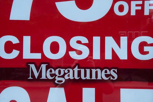 Megatunes is Closing