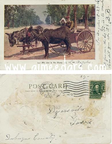 No Hurry - 1906
