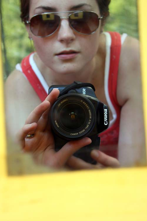 me & my camera.