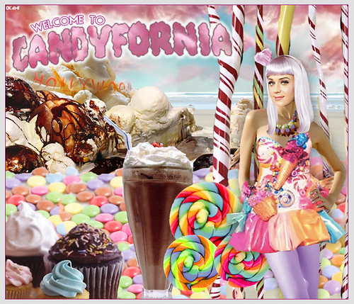 Katy Perry- Welcome to Candyfornia Blend