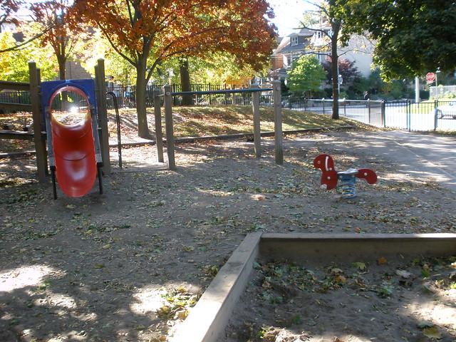 Scott Pilgrim Toronto Canada park