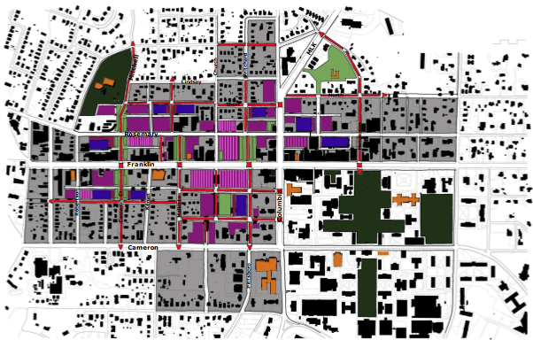 Draft Downtown Development Framework and Action Plan
