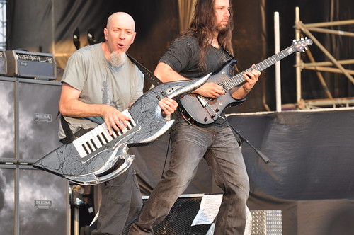 Dream Theater at Ottawa Bluesfest 2010
