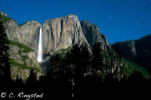 Upper Yosemite...Full Moon'd