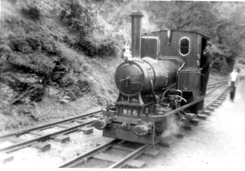 Talyllyn Railway Douglas 1961