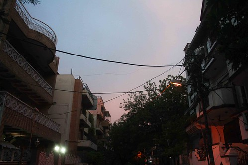 Photo Essay - Sky Watching, Monsoon Season