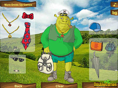 Dress Shrek 4 Party! – Ayuda a Nuestro Amigo Shrek a Estar a la Moda