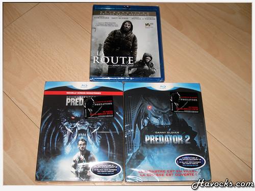 Predator 1&2 - La route
