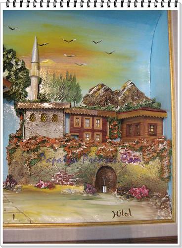 ahşap rölyef tablolar (5)