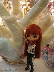 Adorou comer algodão doce!!!