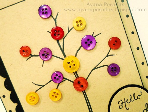 Button Tree (2)
