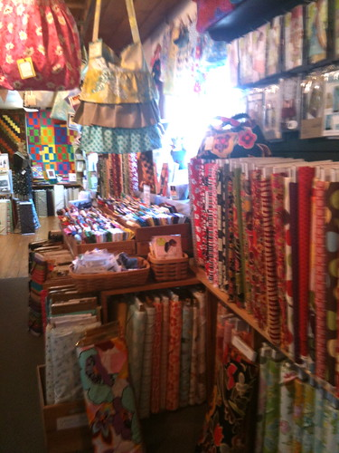 Center Diamond Quilt Shop, Cannon Beach, OR