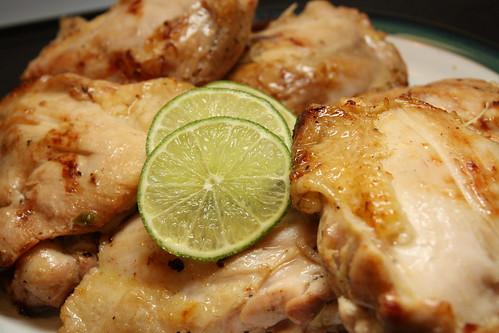 tequila lime orange chicken