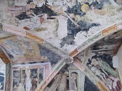Wandmalereien im Kreuzgang Kloster Neustift (happycat) Tags: italien painting mural arcade monastery cloister archway kloster sdtirol malerei wandmalerei muralpainting kreuzgang bogengang klosterneustift cloisteredcourtyard neustiftvahrn