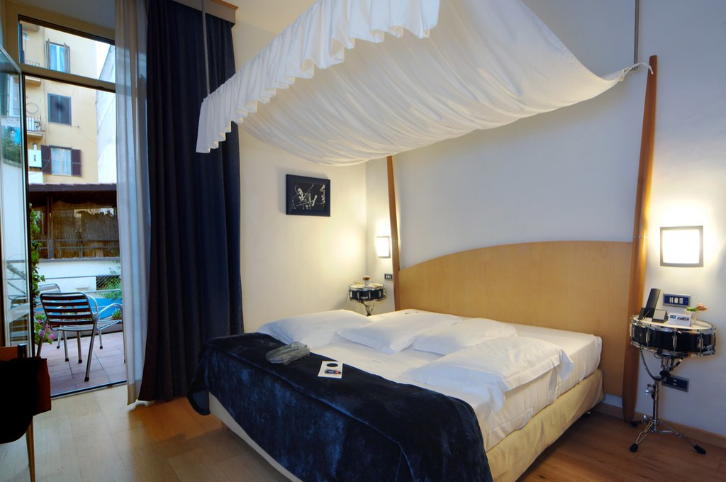 EXPERIENCE ROME AT FRANKLIN - Franklin Feel The Sound Hotel, Rome, Italy