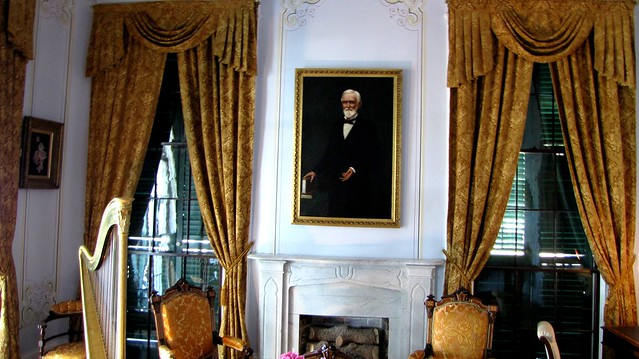 Portrait of Jeff Davis