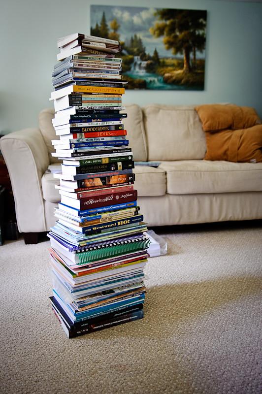 Day 276- Books