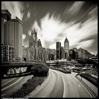 Causeway Bay Skyline