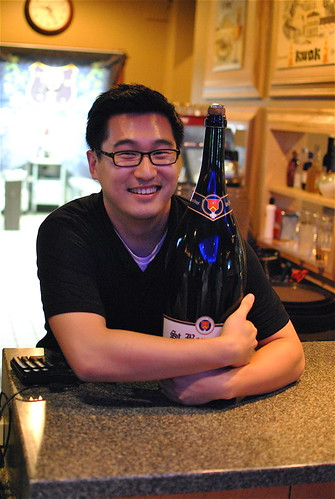 Neil Kwon Loves Beer