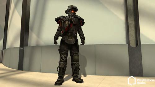 Killzone 2 Radec costume