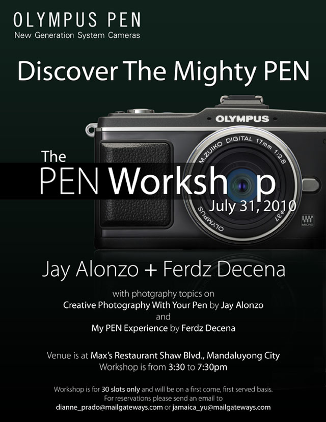 The PEN Workshop