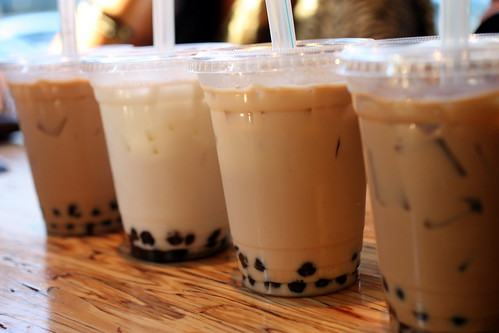 Trio of Boba