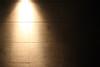 踊り場の光跡