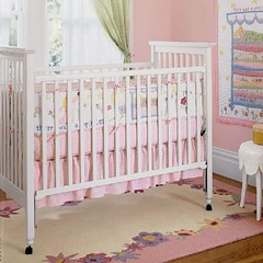 Recalled Pottery Barn Crib