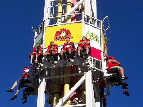 Cedar Point - Power Tower
