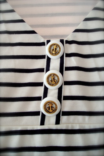 Sailor buttons