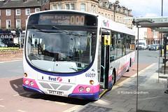 First Edinburgh 69257, SK57ADO. (EYBusman) Tags: city urban bus scotland eclipse volvo edinburgh centre first rail east cumbria link wright bluebird carlisle midland b7rle sk57ado eybusman