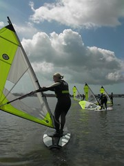 Beginners Windsurfing Lessons - 1st Week July 2016