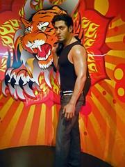 Salman Khan Waxwork