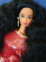 Spanish Barbie 1991 (Chicomttel) Tags: barbie spanish 1991 mattel inc