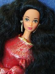 Spanish Barbie 1991 (Chicomttel) Tags: barbie spanish 1991 mattel inc