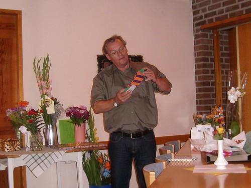 Vaktmästare Leif fyller 60