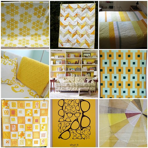 favourites: yellow