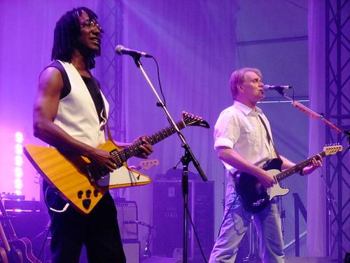 J.D. & The Details at Ottawa Bluesfest 2010