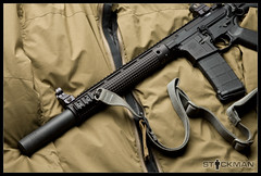 APEX Rail (stickgunner) Tags: stickman apex m4 ar15 magpul