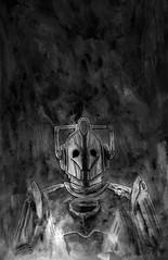 Cyberman WIP08
