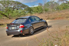 Jungle Hunting (iNVision ART) Tags: subaru bbs legacy carbonfiber automotivephotography hdrphotography pentaxk10d gt25 justpentax invisionart
