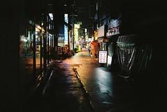 '^+z] (june1777) Tags: street light rain night t fuji snap h ii f 400 seoul pro fujifilm 69 690 90mm gw fujinon v2 f35 400h gw690 pro400h euljiro gw690ii