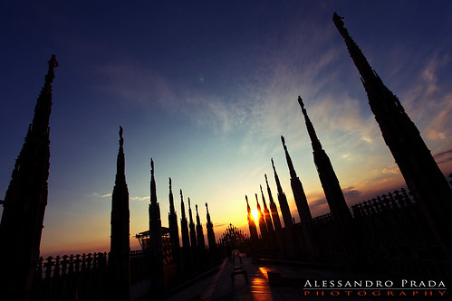 Duomo di Milano - Roof