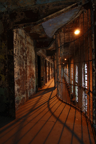 4TH FLOOR EAST CELL BLOCK