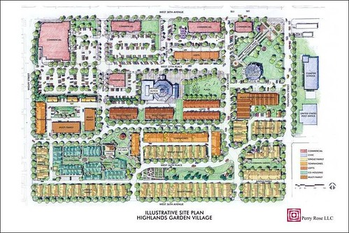 A close look at a smart growth icon: Denver\'s Highlands\' Garden ...
