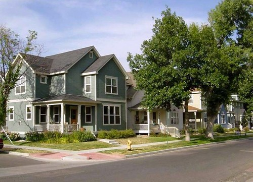 single-family homes at HGV (courtesy of Perry Rose)