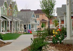 Highlands' Garden Village, smart growth in Denver (courtesy of Perry Rose)