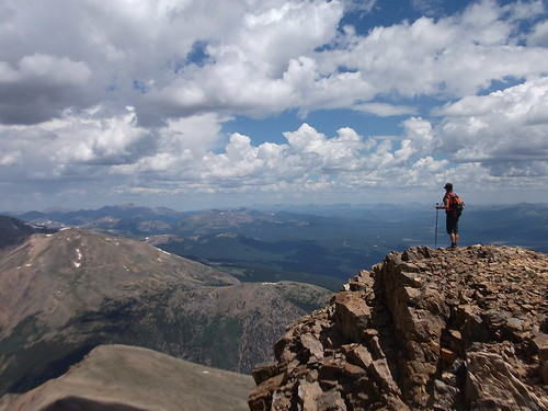 Mt Elbert: 14,433 ft