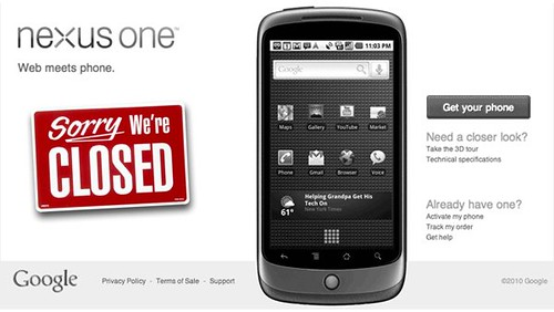 nexus one online